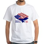 YOUR BIRTH OR CITIZENSHIP YEAR - PRO White T-Shirt