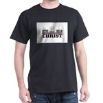 Christ at the helm purple T-Shirt