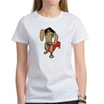 Female Dachsund Women's T-Shirt