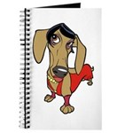Female Dachsund Journal