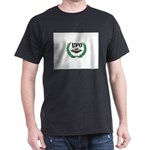 olive branch ufo wreath T-Shirt