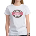 library volunteer Women's T-Shirt