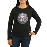 Winter Frost Goddess Long Sleeve T-Shirt