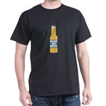 Runs on Beer Bottle Ccy3l T-Shirt