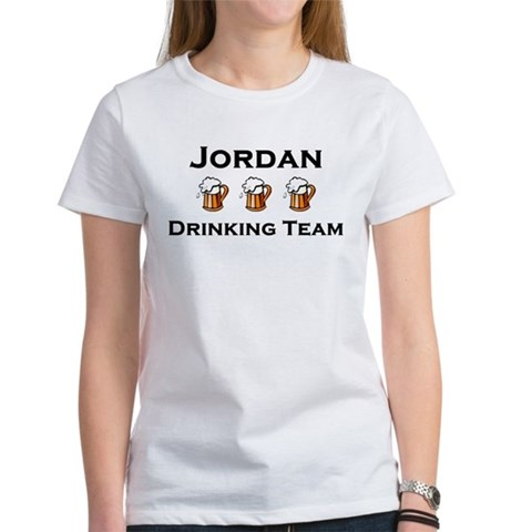 Jordan Cool Women's T-Shirt by CafePress