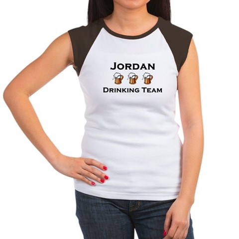 Jordan Cool Women's Cap Sleeve T-Shirt by CafePress