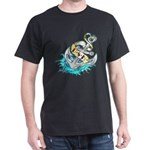 USN Anchor Tattoo 03 T-Shirt