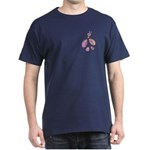 Peace Hand Sign Flag T-Shirt