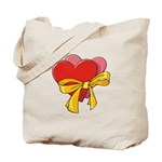 Tote bags filled with Valentine love and kisses.  Click to browse more gift ideas for your sweetheart...