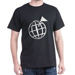Geocaching globe T-Shirt
