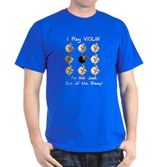 Violin Sheep Shirt