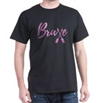 Brave Breast Cancer Awareness Arrows T-Shirt