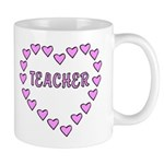 Teacher Valentines Mug