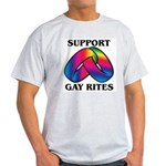 SUPPORT GAY RITES T-shirt