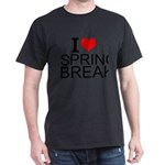 I Love Spring Break T-Shirt