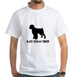 Black Russian Terrier Dog D Shirt