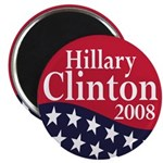 "Hillary Clinton 2008 2.25"" Magnet (100 pack)"