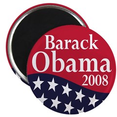 Barack Obama 2008 2.25 Magnet (100 pack)