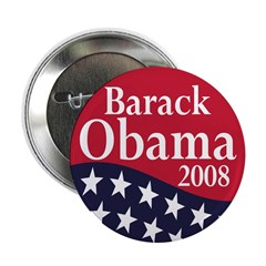 Barack Obama 2008 2.25 Button (10 pack)