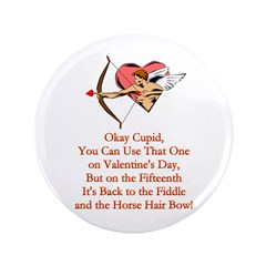 Cupid Bow Button