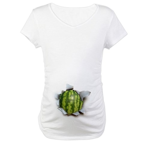funny t-shirt for pregnant women
