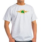 Firefighter Shamrock Light T-Shirt