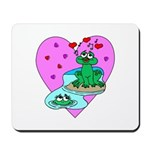Love Frogs Mousepad