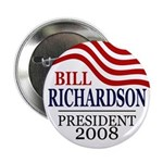 Bill Richardson for President (Button)