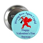 Wrong Bow Cupid, Violin Button