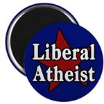 Liberal Atheist Magnet