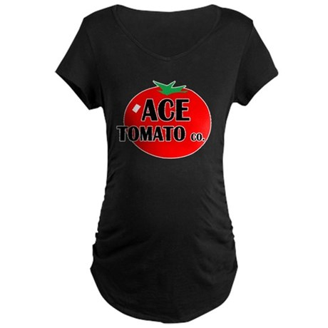 Ace Tomato Co Maternity Dark T-Shirt