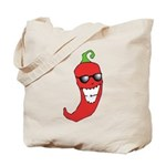 Cool Chili Pepper Tote Bag