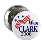 Wes Clark 2008 Button (100 pack)