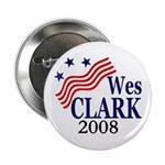 Wes Clark for President 2008 (Button)