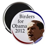 Birders for Obama Magnet