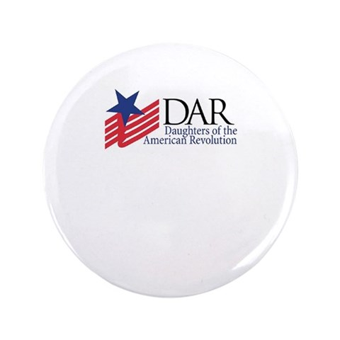 3.5quot; DAR Button Nametags 10 pack  3.5 Button 10 pack by CafePress