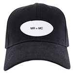 MR = MC Black Cap