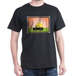 4x4 In Grass Sun Picture T-Shirt
