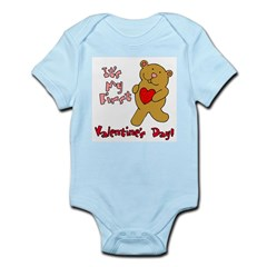 valentines day baby clothes