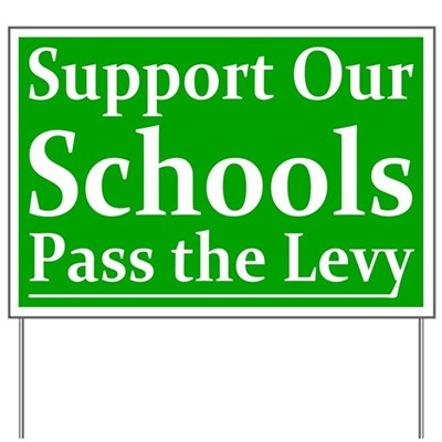 Support Our Schools Levy