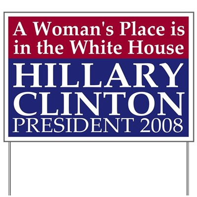 A Woman's Place Clinton