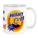 Clean Up the White House Clinton Coffee Mug
