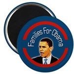 Families for Obama campaign magnet