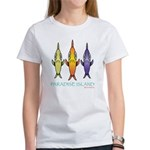 Paradise Island Three Fishes T-Shirt