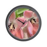 Gerbera Daisies Wall Clock is personalized with beautiful flowers, battery included and in stock!