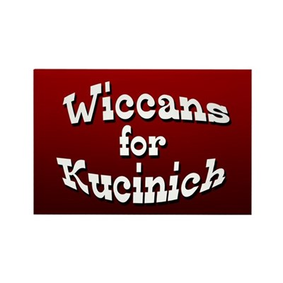 Wiccans for Kucinich