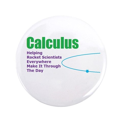 Math 3.5 Button 100 pack by CafePress