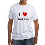 I Heart Book Club T-Shirt