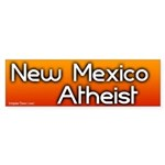 New Mexico Bumper Sticker