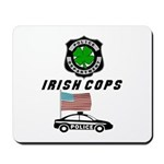 Irish Police Officers Mousepad